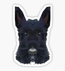 Scottish terrier Sticker