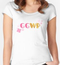 GGWP Women's Fitted Scoop T-Shirt