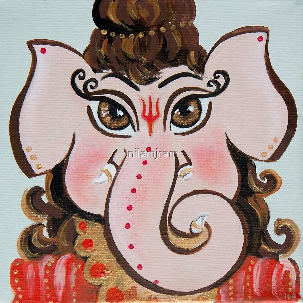 Baby Jai Jais: Ganesh by nilamjram by nilamjram