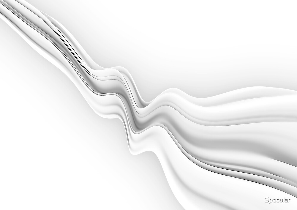 Flow White 3 by Specular