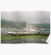 Seydisfjordur, Iceland Poster