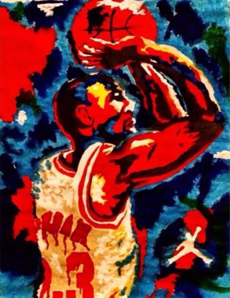 Michael Jordan by Casreed