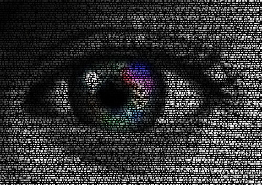 All Seeing Eye by belrosedesign