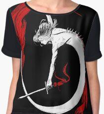 Sword Dancer Mermaid Women's Chiffon Top