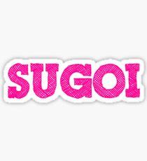 Sugoi  Sticker