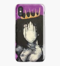 Naturally Queen I PINK iPhone Case/Skin