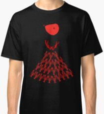 Lobster Dominance Hierarchy - Fire Red  Classic T-Shirt