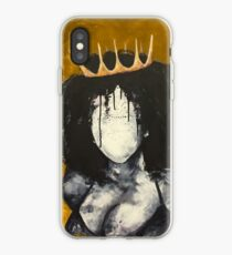 Naturally Queen I GOLD iPhone Case