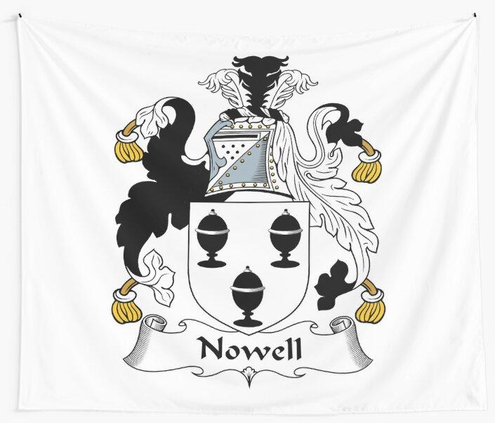 Nowell by HaroldHeraldry