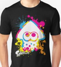 Splatoon T-shirt unisexe