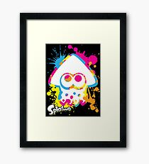 Splatoon Framed Print