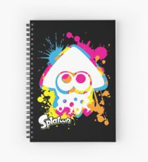 Splatoon Spiral Notebook