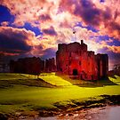 ....over the Castle by Stevie Mancini
