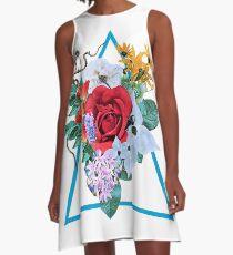 Passive Resistance A-Line Dress