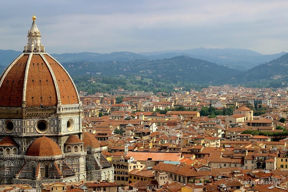 The Duomo, Florence by sanjanasekhar