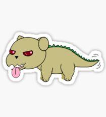Dogosaur Animal Fusion Sticker