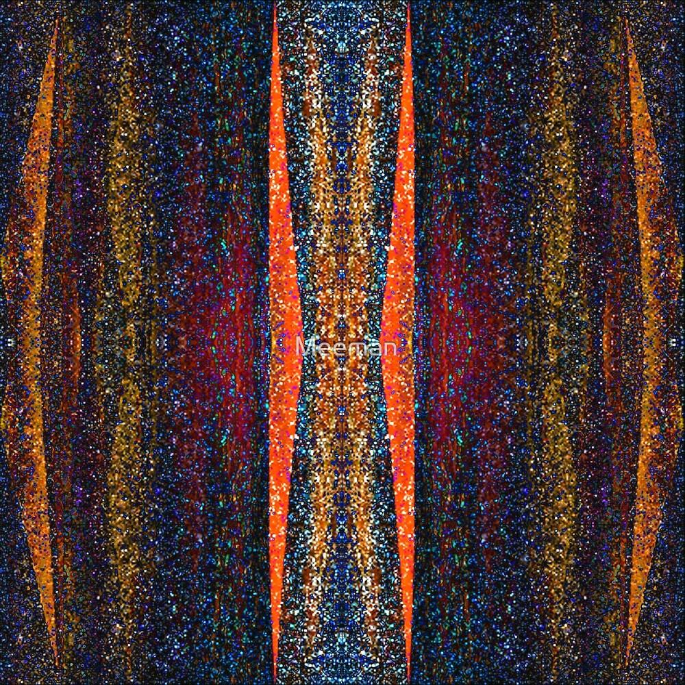 The abstract, textile by Aita Nurga