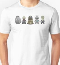 Doctor Who Monsters T-Shirt
