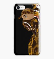 Still Draped In Bape iPhone Case/Skin