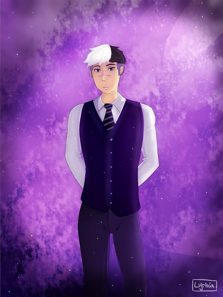 Dapper Shiro - Voltron by Lyrikin