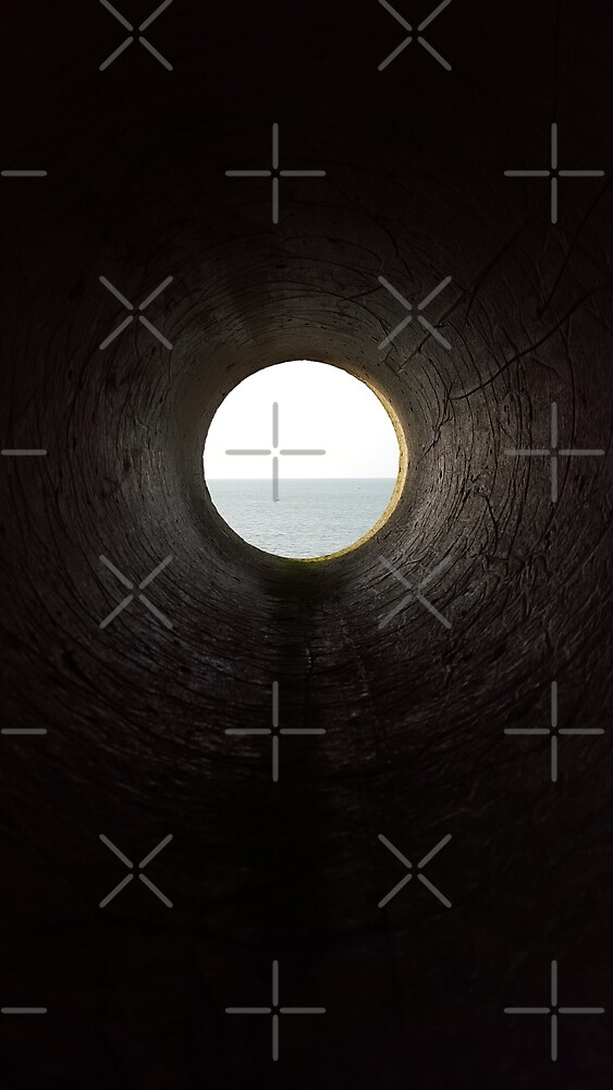 Through the Porthole by MGDragon