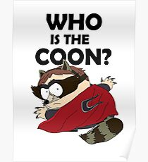 Who is the Coon? Poster