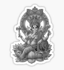 Ganesha the Great Sticker