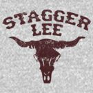 Stagger Lee - Skull Edition by Mark Will