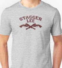 Stagger Lee - Crossed Pistols Edition Unisex T-Shirt