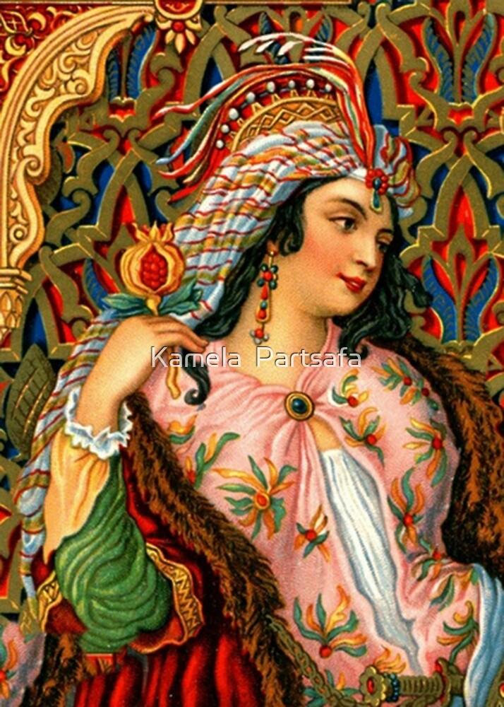 Gypsy soul by Kamela  Partsafa