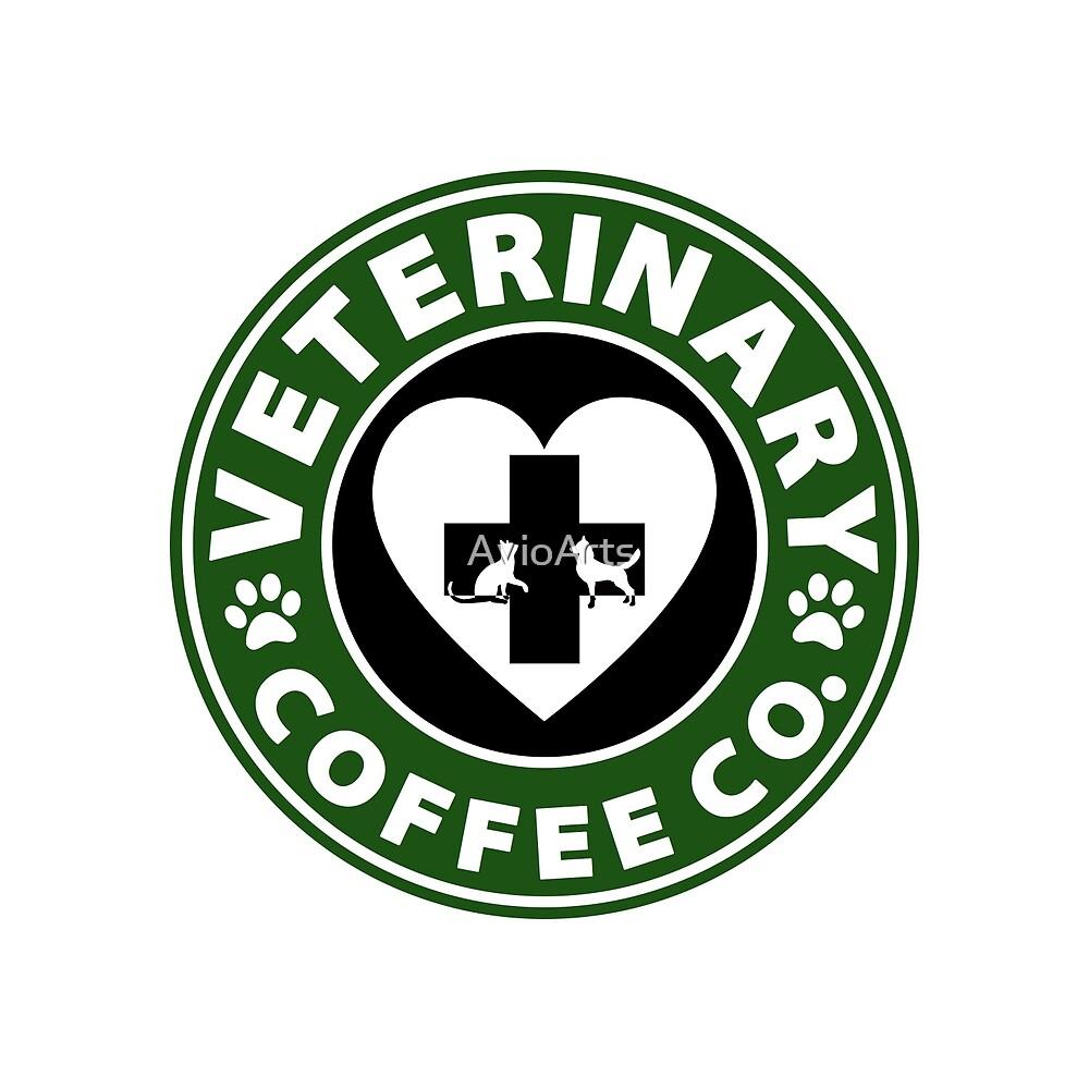Veterinary Coffee Co.  by AvioArts