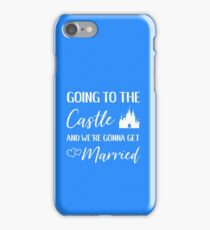 Going to the Castle iPhone Case/Skin