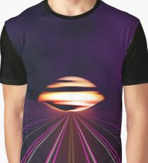 Sunset Road Graphic T-Shirt