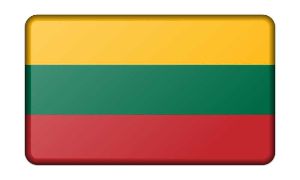 Lithuania Flag  by prodesigner2