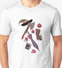 Adventure Zone Inventory Unisex T-Shirt