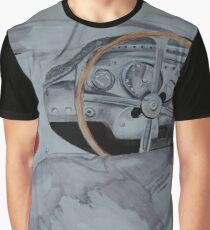 Mercedes-Benz 300 SLR (W196S)  Stirling Moss Graphic T-Shirt