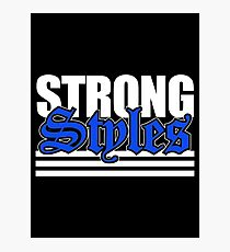 Kings of Strong Styles Photographic Print
