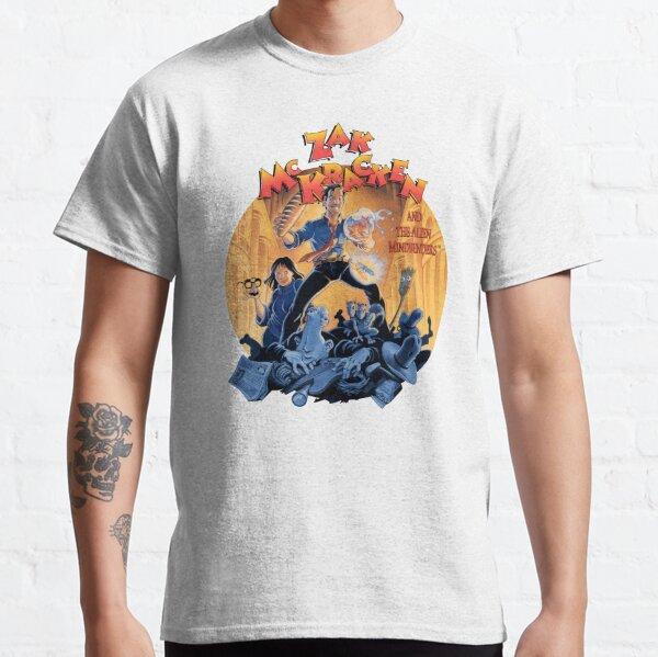 Zak McKracken cutout Classic T-Shirt
