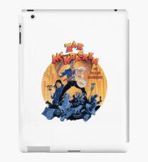 Zak McKracken cutout iPad Case/Skin