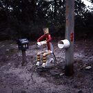 Toiletter Box,Road to Port Stephens,NSW,2002 by muz2142