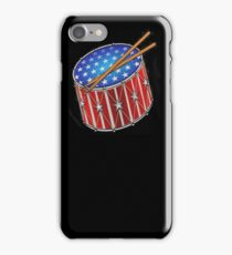 drumming independence July 4 2017 iPhone Case/Skin