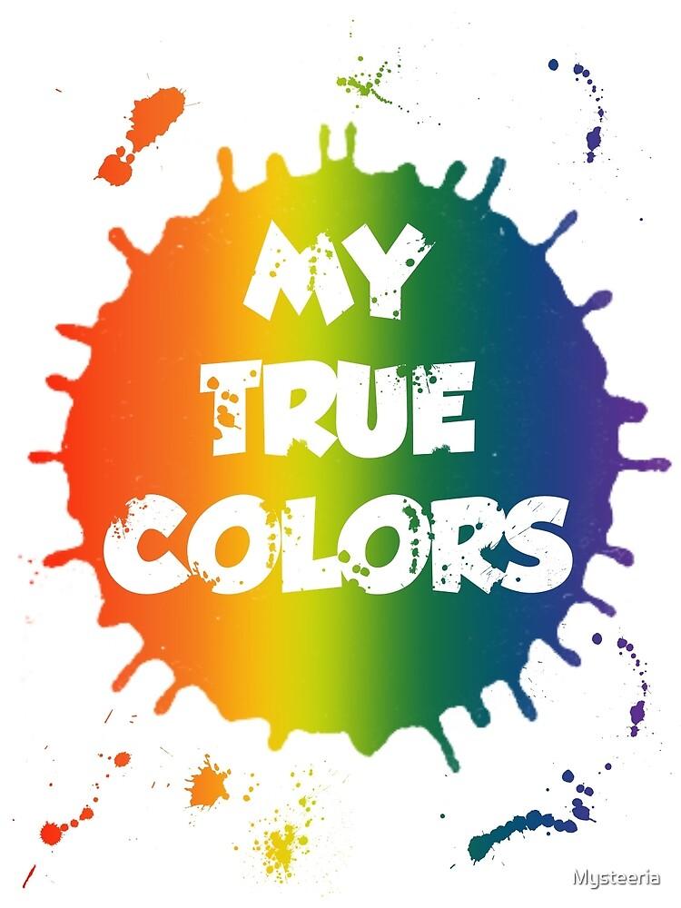 True Colors by Mysteeria