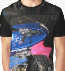 Britten Race Motorcycle Graphic T-Shirt