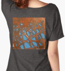 Ocean Sunset Blast Women's Relaxed Fit T-Shirt