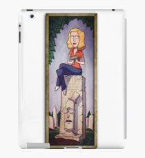 Haunted Portal 1 iPad Case/Skin