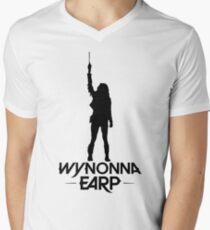 Wynonna Earp Men's V-Neck T-Shirt