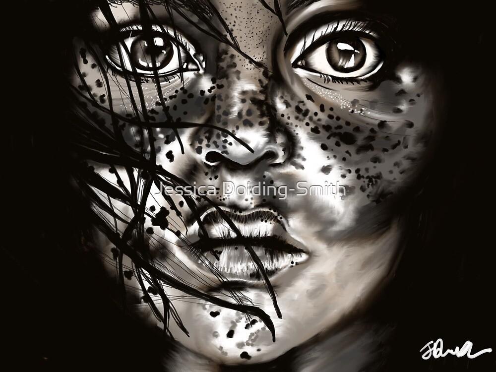 Leopard Girl by Jessica Dolding-Smith