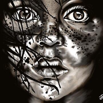 Leopard Girl by PirateJ