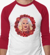 Satanic Katya Zamolodchikova With Flowers - Rupaul's Drag Race T-Shirt