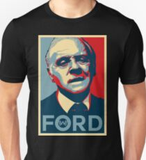 Dr Ford Obey Hope Unisex T-Shirt
